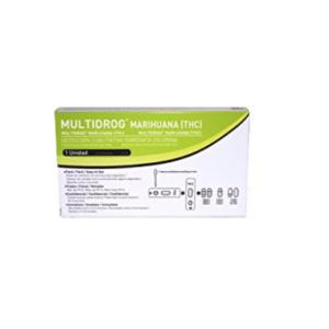 MULTIDROG MARIHUANA THC de Milo